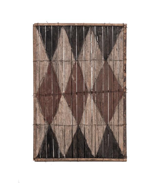 Oud bamboe paneel #28 - Salampasu