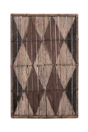Old bamboo panel #31 - Salampasu