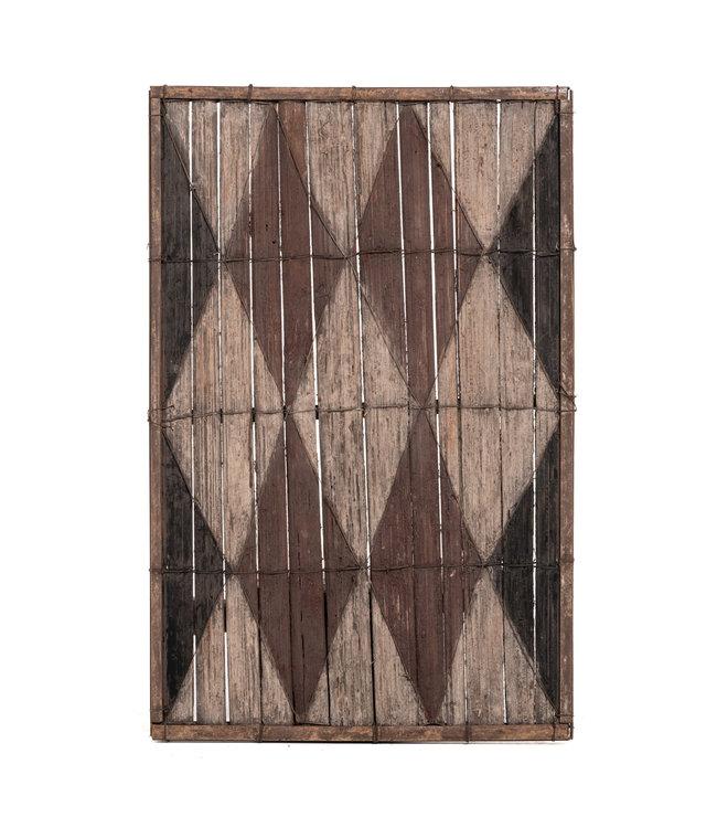 Oud bamboe paneel #31 - Salampasu