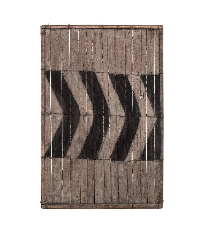 Oud bamboe paneel #32 - Salampasu