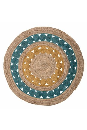 Bloomingville Mini Marlin tapijt jute