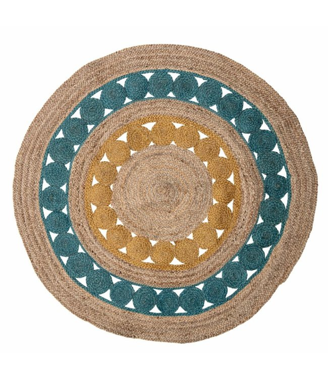 Marlin tapijt jute