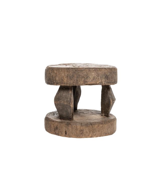 Old stool Peul # 7