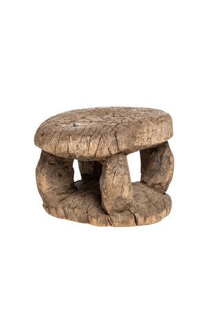 Old stool Peul #9