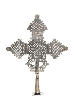 Ethiopisch Koptisch kruis # 5