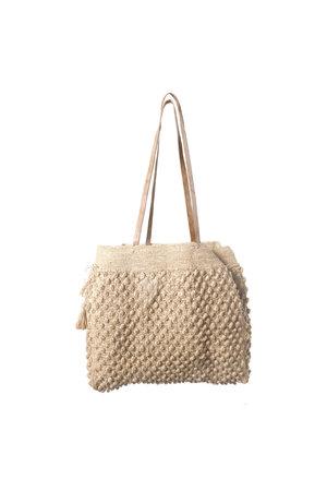Made in Mada Grace bag - natural