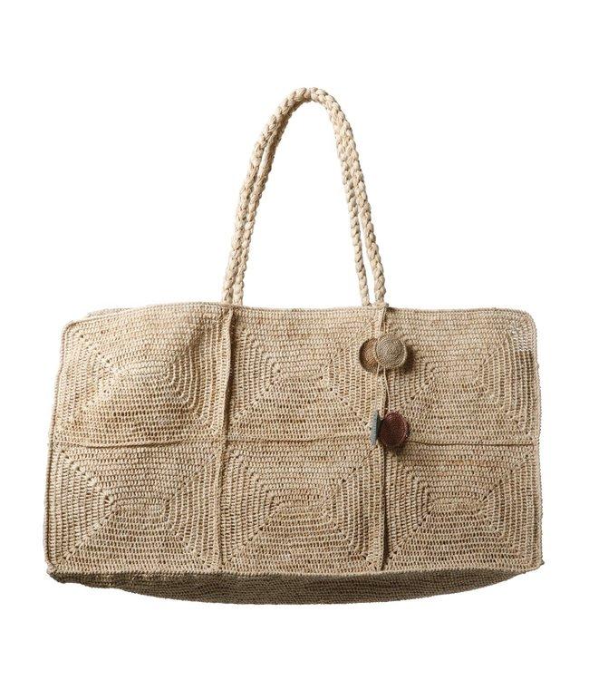 Made in Mada Gaby bag - natural