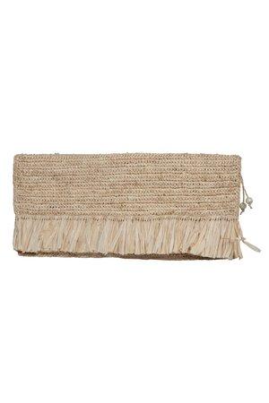 Made in Mada June clutch - natural
