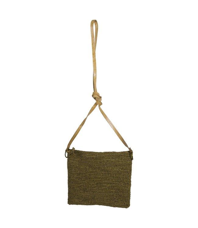 Made in Mada Ivan bag - kaki