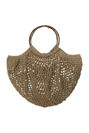 Made in Mada Izia bag - natural
