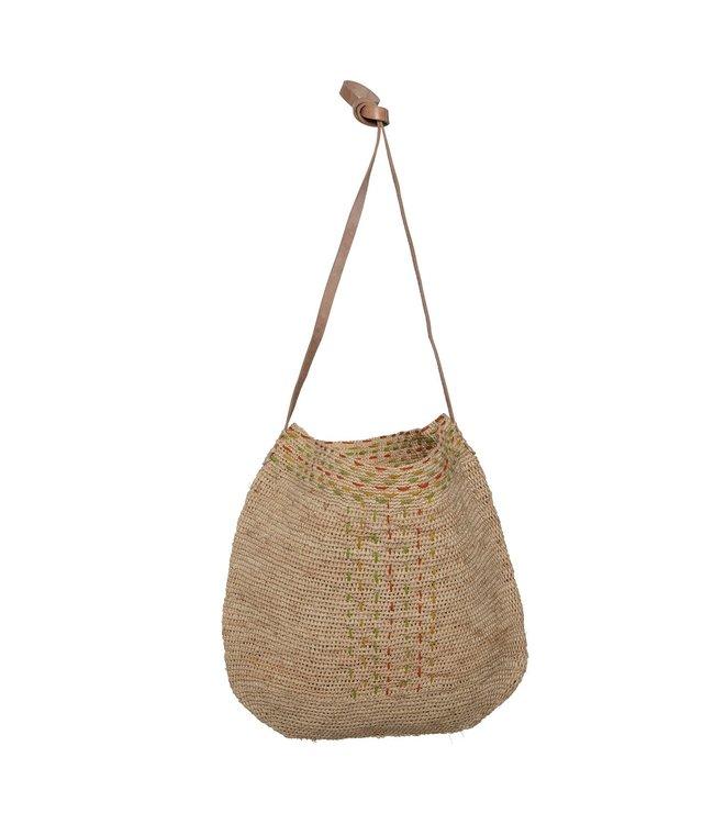 Made in Mada Josephine bag - natural