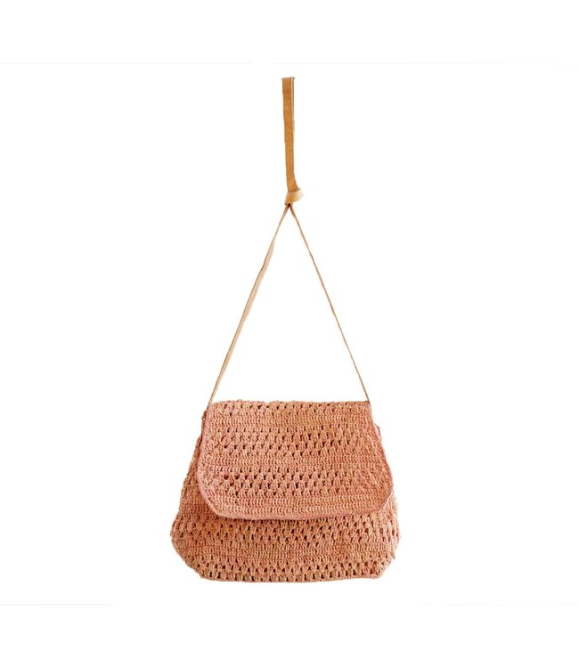 Made in Mada Laurette bag - pink