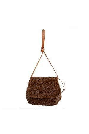 Made in Mada Laurette bag - tea