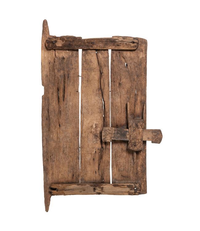 Authentic door panel, Burkina Faso #1