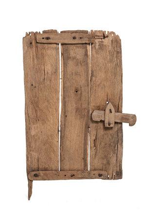 Authentic door panel, Burkina Faso #2