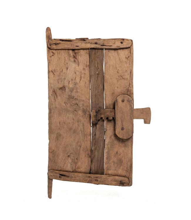 Authentic door panel, Burkina Faso #3