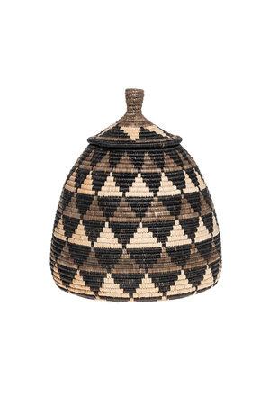 Zulu Ukhamba basket #2