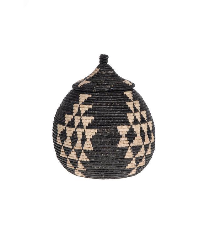 Zulu Ukhamba basket #6