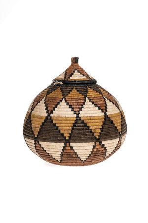 Zulu Ukhamba basket #7