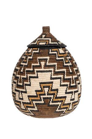 Zulu Ukhamba basket #13