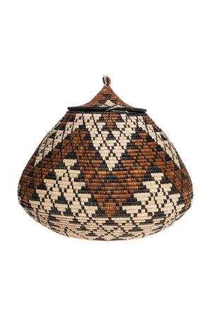 Zulu Ukhamba basket #17