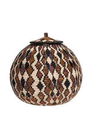 Zulu Ukhamba basket #19