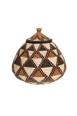 Zulu beer basket #11