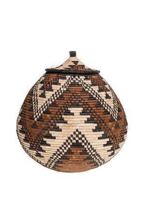 Zulu beer basket #12