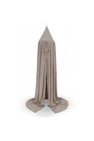 Konges Sløjd Bed canopy - dark clay