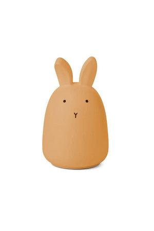 Liewood Winston night light - rabbit yellow mellow