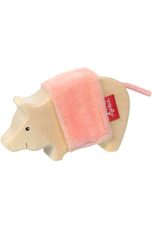 Wooden pig  - Cudly Wudly