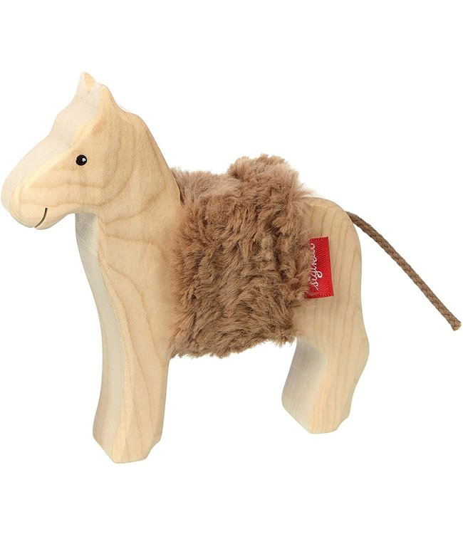 Wooden horse - Cudly Wudly