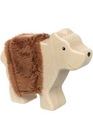 Wooden bear - Cudly Wudly