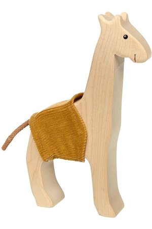 Wooden giraffe - Cudly Wudly