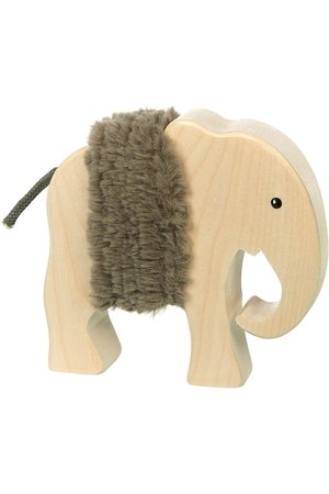 Wooden elephant - Cudly Wudly