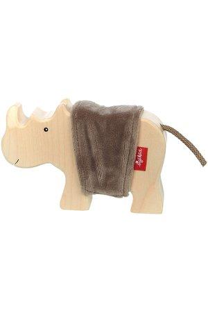 Wooden rhino - Cudly Wudly