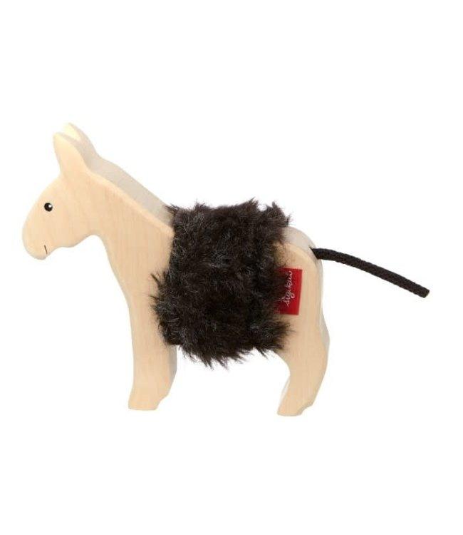 Wooden donkey - Cudly Wudly