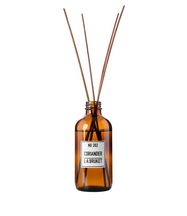 LA Bruket 202 Room diffuser coriander - 200 ml