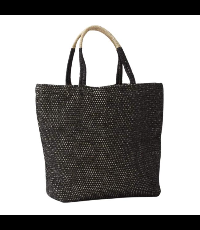 Tantu jute shopper - charcoal