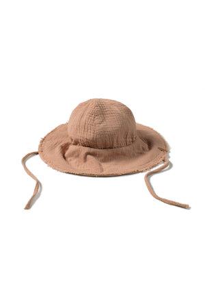 Nixnut Sun hat - nude