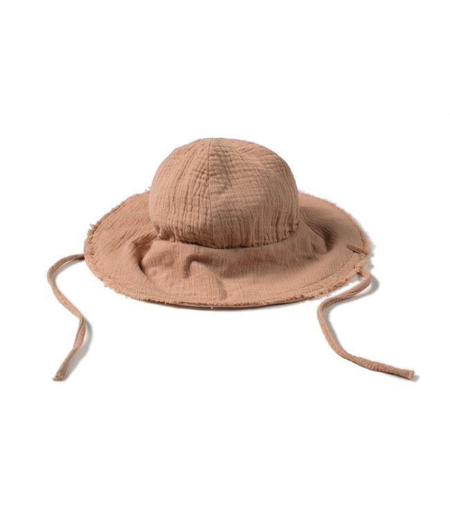 Sun hat - nude