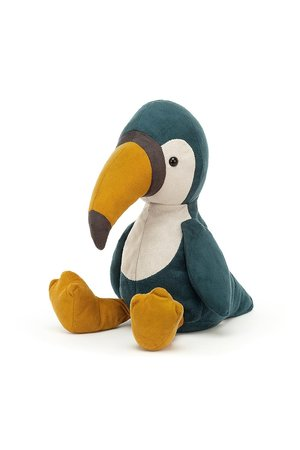 Jellycat Limited Belby toucan