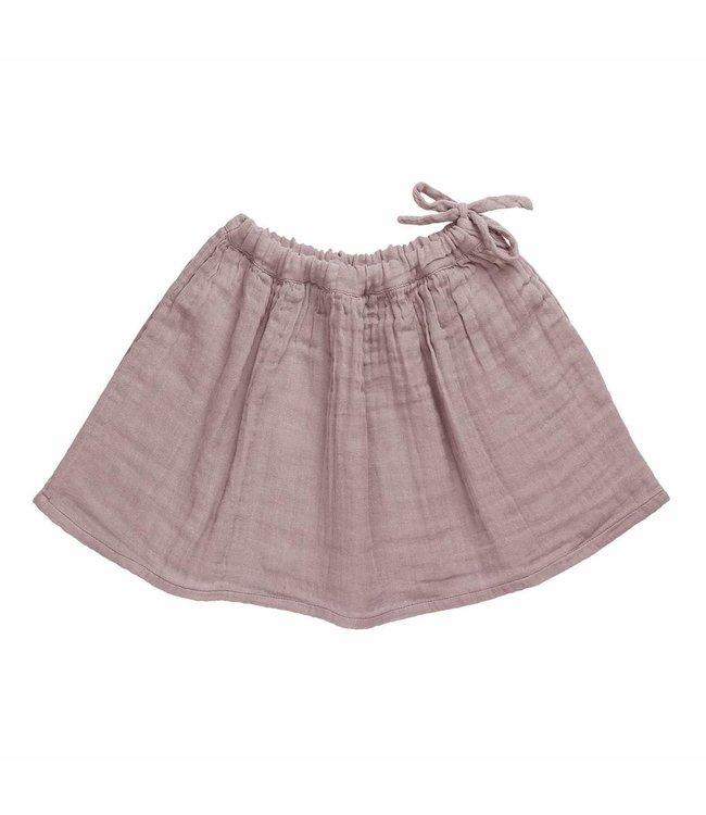 Numero 74 Ava midi skirt - dusty pink