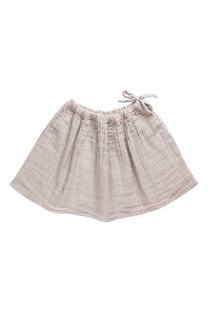 Numero 74 Ava midi skirt - powder