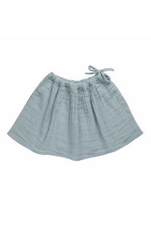 Numero 74 Ava midi skirt - sweet blue
