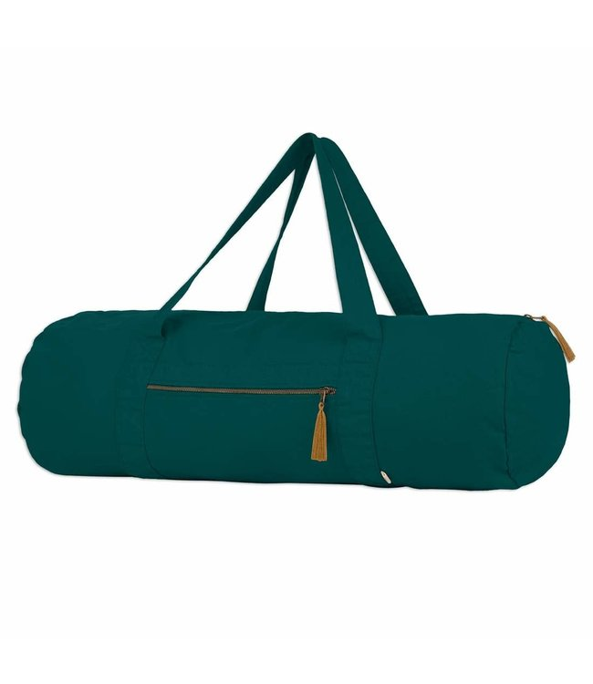 Bliss yoga tas one size - teal blue