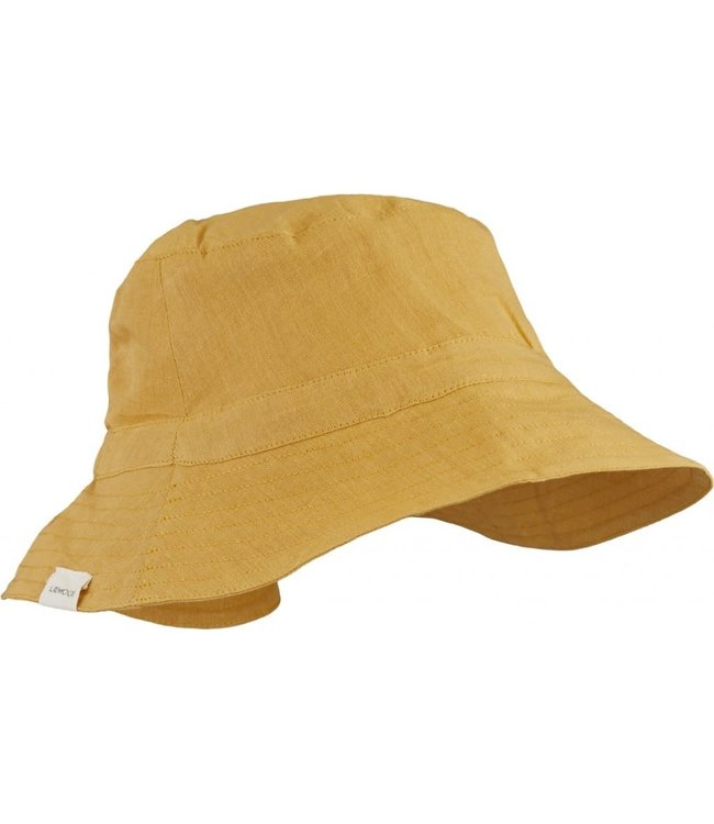 Delta bucket hat - yellow mellow