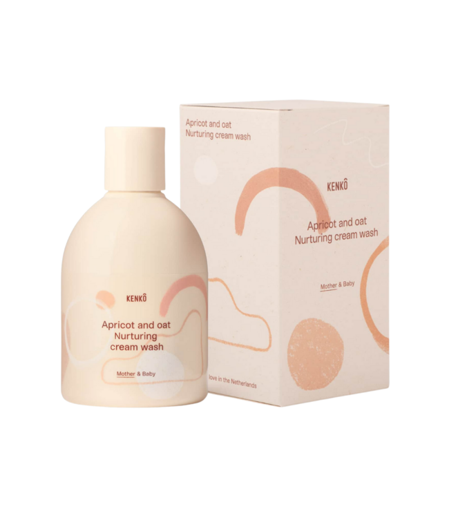Kenkô Cream wash mother - 240ml
