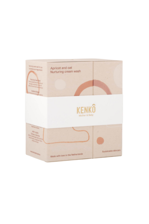 Kenkô Cream wash mother & baby - 300ml