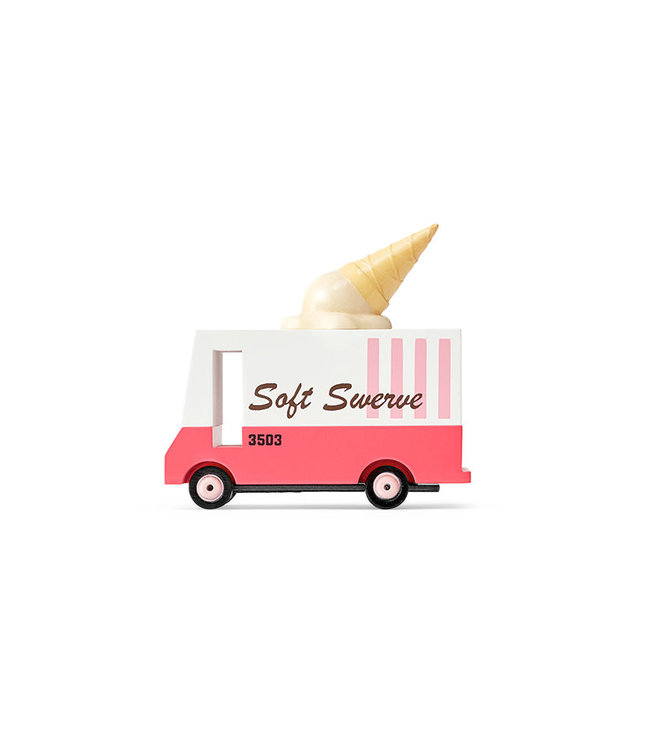 Candylab Candyvan - ice cream van